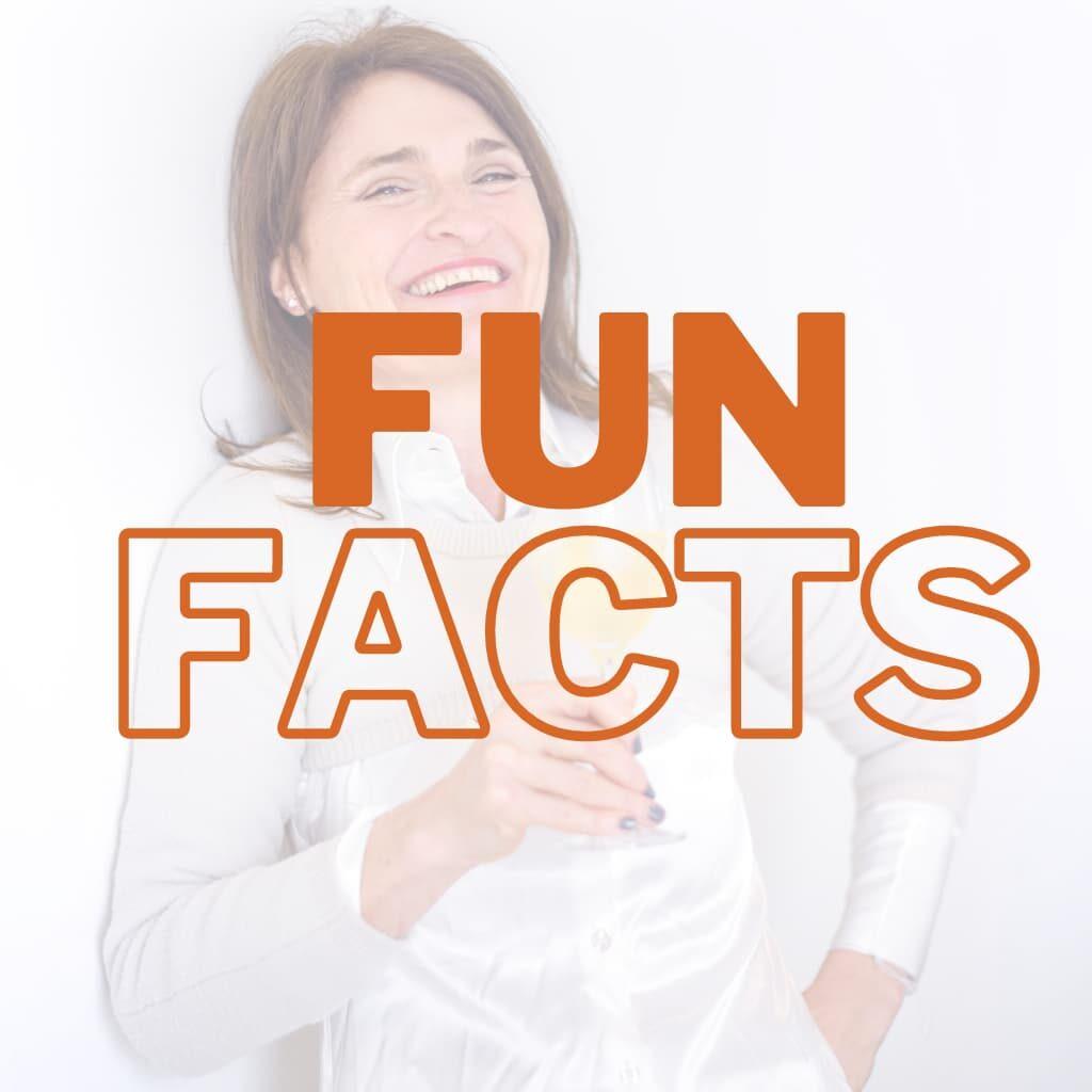 fun facts, über mich